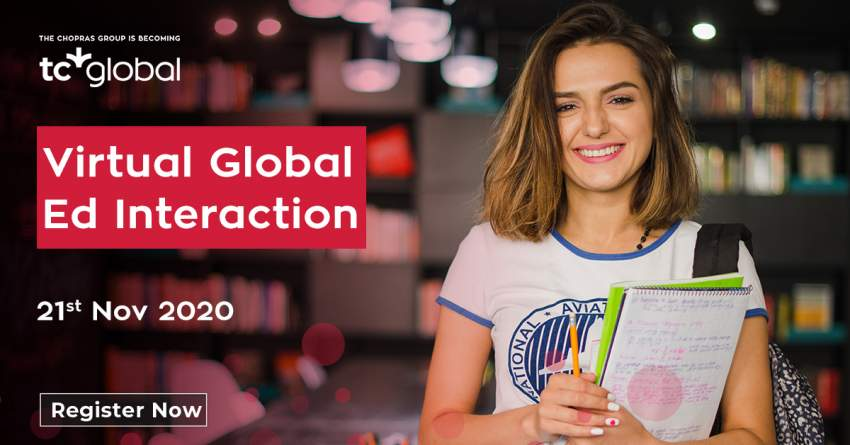 Connect with Top Global Universities at the Virtual GEI Delhi NCR