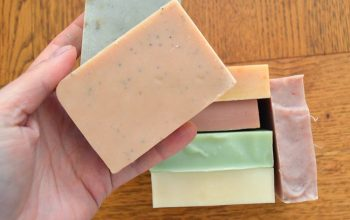 Toxin Free Bathing Soaps in India