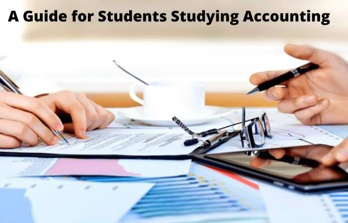 Why to study accounting and finance?