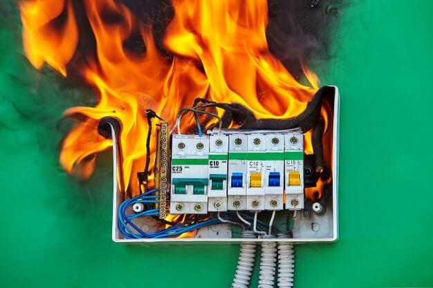 Electrical maintenance system dubai