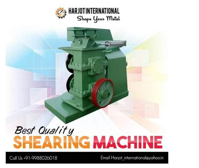 Safety tips to consider before using shearing Machine to Prevent Accidents