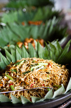 Traditional Food In Bali Indonesia