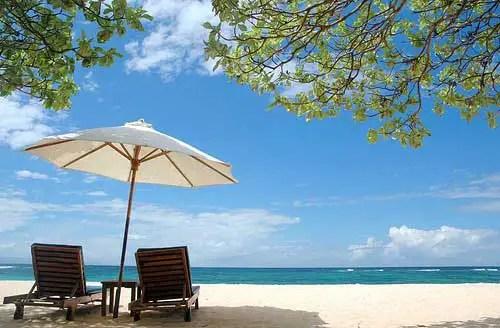 Private Beach @ Nusa Dua, Bali