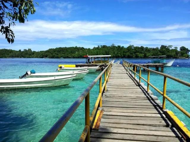 Pulau Weh, Sumatra, Indonesia