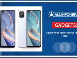 Oppo A92s Mobile price in Nepal