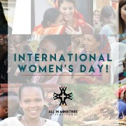 All In Ministries International Celebrating International Women's Day