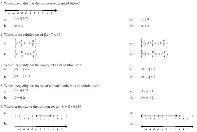 Day 8 quiz 5-9