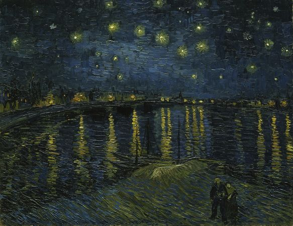 Another Starry Night