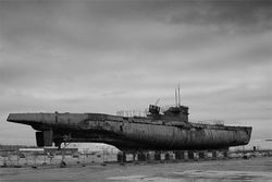 A German U-Boat