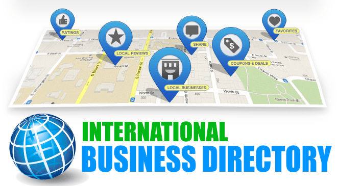 International Business Directory