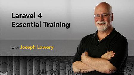 Laravel 4 Essential Training With Joseph Lowery