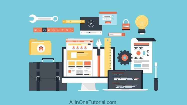 Complete Web Designer & Developer Course(AllInOneTutorial.com)