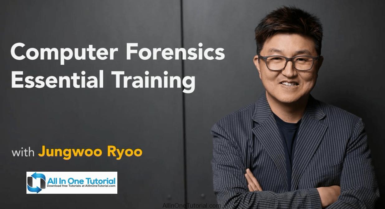 Computer Forensics Essential Training+Exercise Files (Lynda