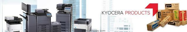 banner kyocera toners tintas