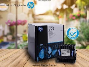 Cabezal de impresión HP 727 Designjet (B3P06A)