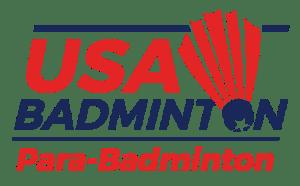 USA Badminton Logo