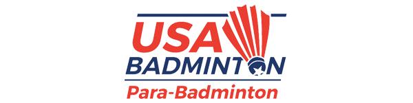 USA Para Badminton Logo