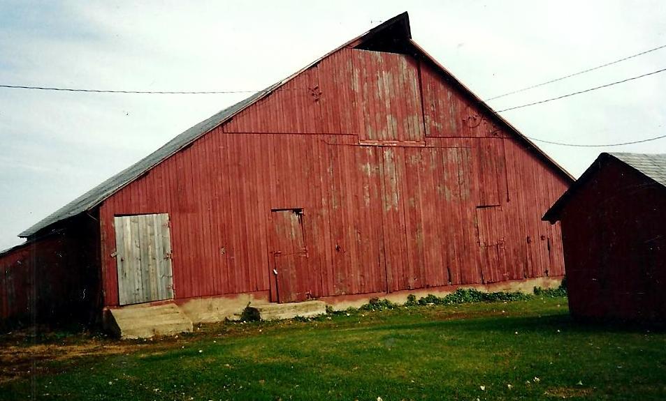Old Barns (2/6)