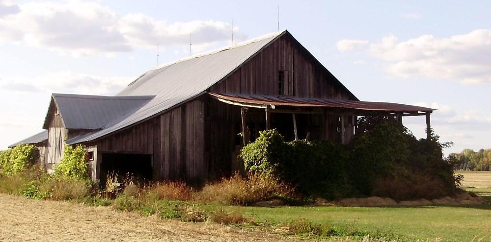 Old Barns (3/6)
