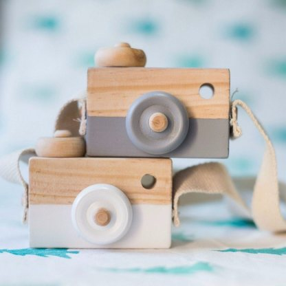 Appareil Photo en bois