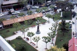 Η πλατεία Εξαρχείων....