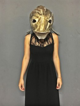 """Εκεί που """"ΤΑ ΘΗΛΑΣΤΙΚΑ"""" κρύβονται πίσω από μάσκες ψαριού...."""