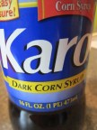 Dark corn syrup.