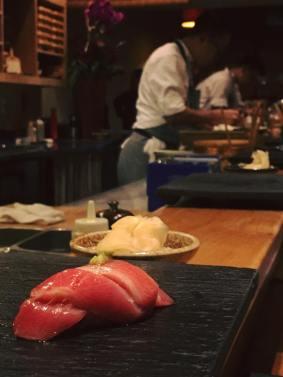 Toto, bluefin fatty tuna