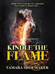 Kindle the Flame - Small Copy