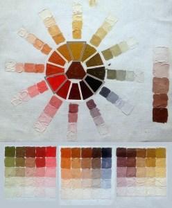 artistic, inspiring, Zorn palette