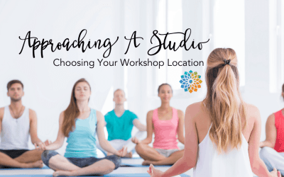 Approaching A Studio – Choose Your Workshop Location