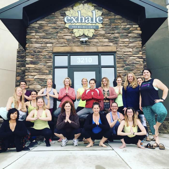 Williston ND 2018 Yoga Teacher Training Allison Rissel