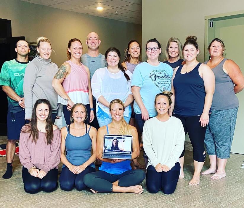 Williston ND 2020 Yoga Teacher Training Allison Rissel