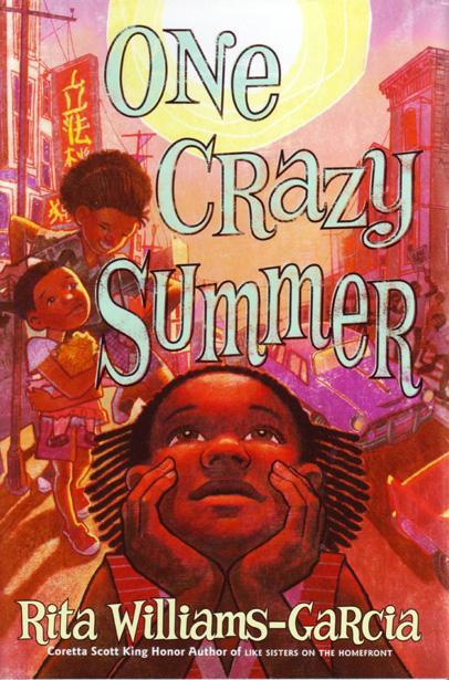 One Crazy Summer by Rita Williams-Garcia (1/2)