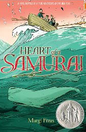 Heart of a Samurai by Margi Preus (1/2)