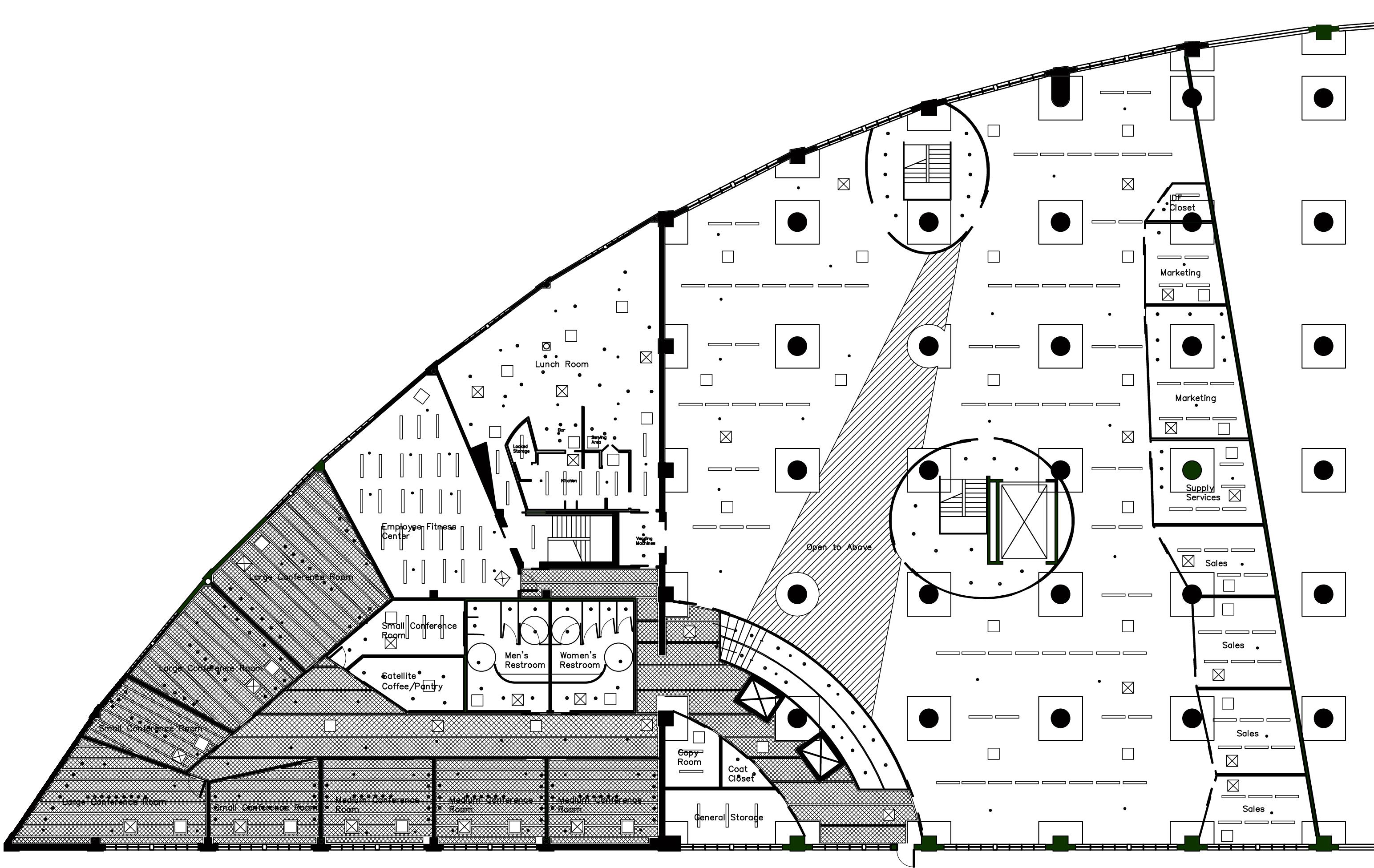 commercial design nike corporate headquarters allison schmid
