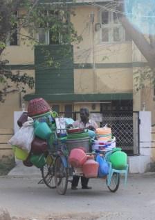 Pot dealer Thiruvanamalai.
