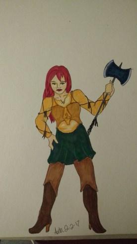 Lyra Jones, Space Huntress