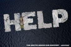 Greenpeace Social Media campaign
