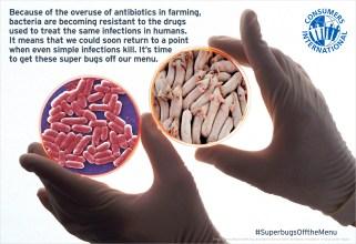 Antibiotic Resistance campaign