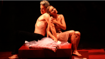 Figaro and Susanna (Act 1) (dress rehearsal) (Genaro Molina/Los Angeles Times)