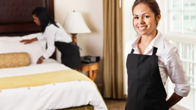 Photo of Housekeeping Room Attendant