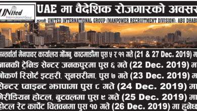 Photo of 100 Candidate Required to Work in UAE
