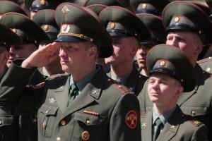 Увольнение в запас военнослужащих