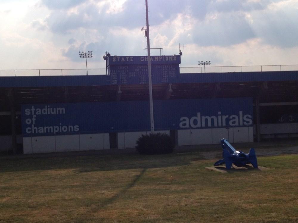 admiral stadium