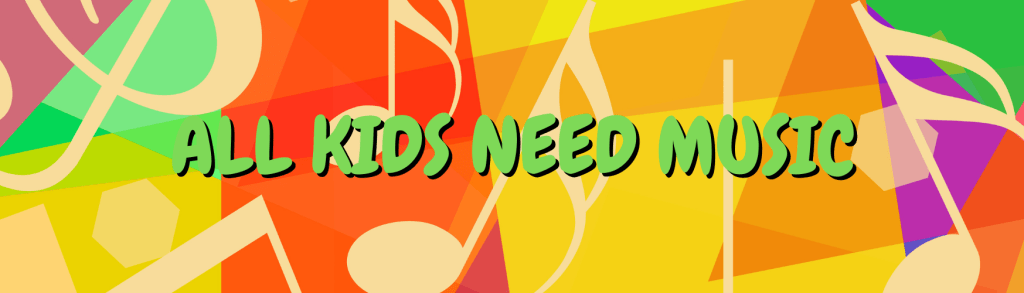 All Kids Need Music, Donations