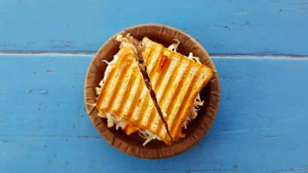 Grilled cheese sandwich With Tomato soup/Best sandwich Recipe