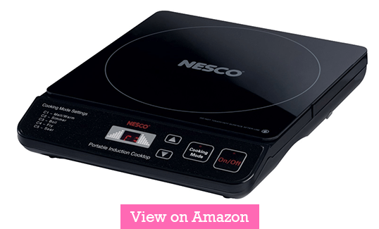 Nesco PIC-14 Portable Induction Burner