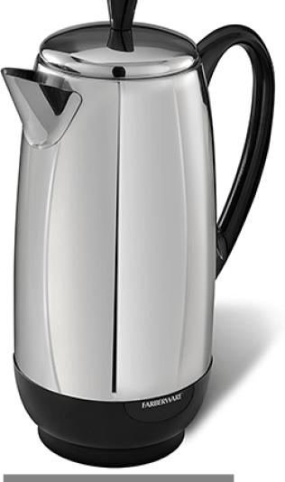 Farberware Coffee Percolator FCP412