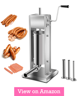 Super Deal Vertical Sausage Stuffer Review